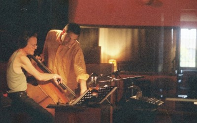 Jean-Jacques Avenel et Jean-Sébastien Simonoviez (Crossing Life and Strings)