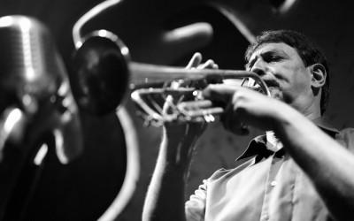 à la trompette à Sax n' Art (Saïgon, Vietnam) ©TmT