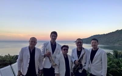 ban nhạc nghệ sĩ Trần Mạnh Tuấn