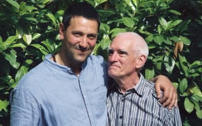 JS Simonoviez et Steve Swallow (Crossing Life and Strings)