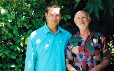 JS Simonoviez et Barre Phillips (Crossing Life and Strings)