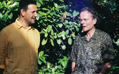 JS Simonoviez et JJ Avenel (Crossing Life and Strings)